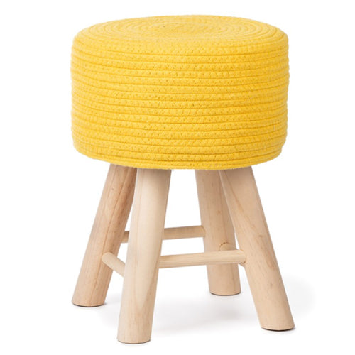 Stool Iggy Yellow