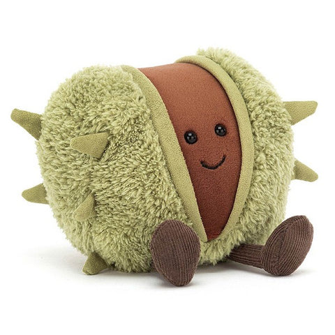 Jellycat Soft Toy Amuseable Conker