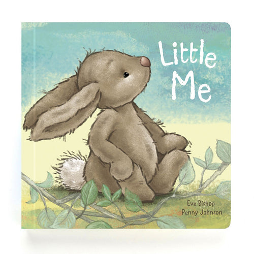 Jellycat Book Little Me