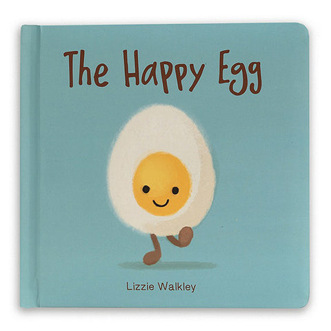 Jellycat Book The Happy Egg