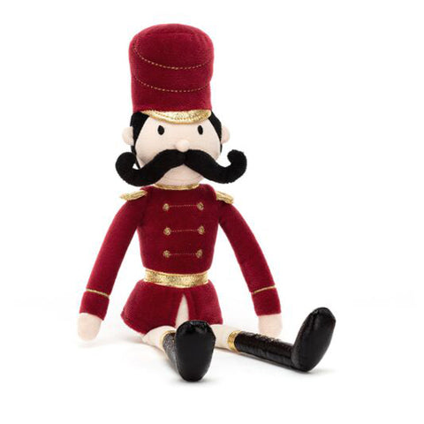 Jellycat Soft Toy Nutcracker