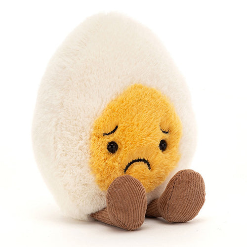 Jellycat Soft Toy Amuseable Boiled Egg Sorry