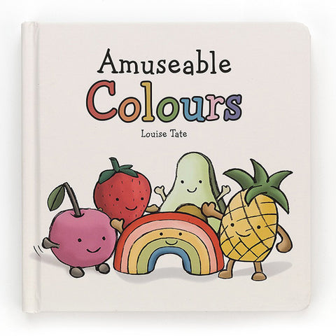 Jellycat Book Amuseable Colours