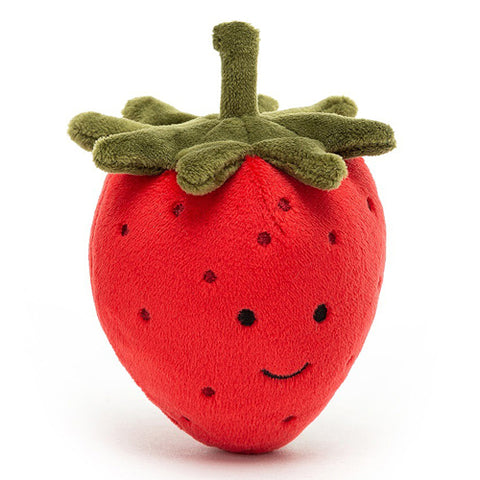 Jellycat Soft Toy Fabulous Strawberry