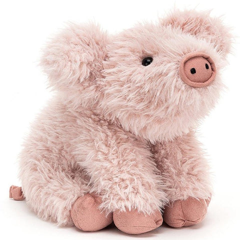 Jellycat Soft Toy Curvie Pig
