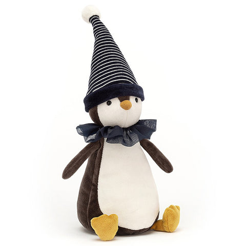 Jellycat Soft Toy Yule Penguin