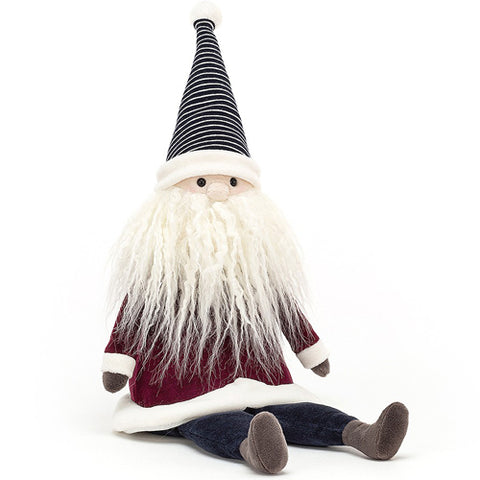 Jellycat Soft Toy Yule Santa