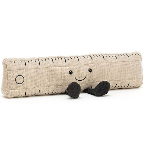 Jellycat Soft Toy Smart Stationary Ruler
