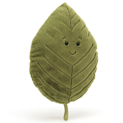 Jellycat Soft Toy Woodland Beech Leaf