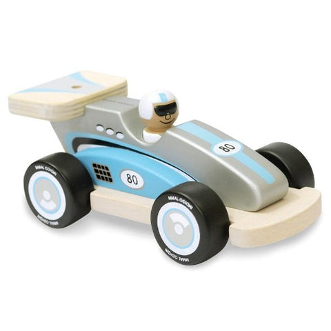 Wooden Toy Racing Car Robbie Racer