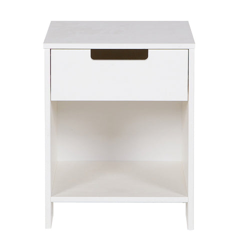 Nightstand Jade White Unbrushed