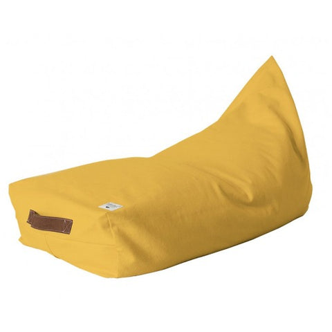 Nobodinoz Bean Bag Oasis Farniente Yellow