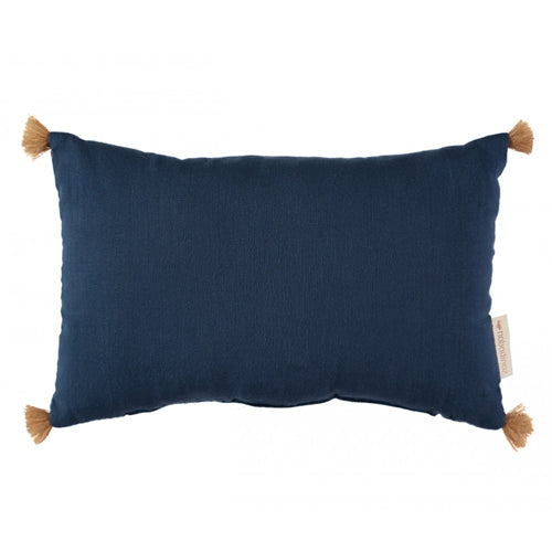 Nobodinoz Cushion Sublim Midnight Blue