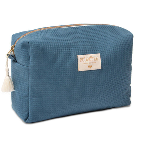 Nobodinoz Diva Vanity Case Waterproof Night Blue