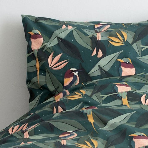 Duvet Cover Birds