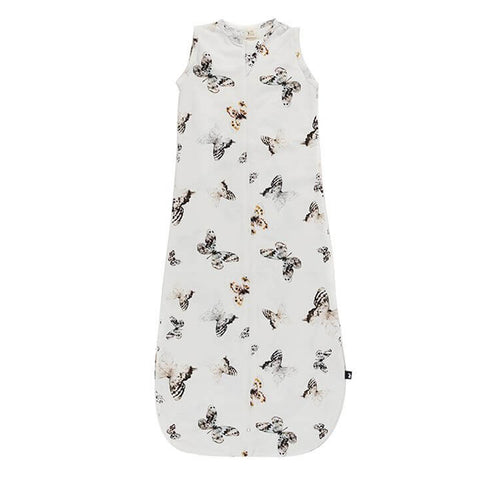 Sleeping Bag Fika Butterfly Off White