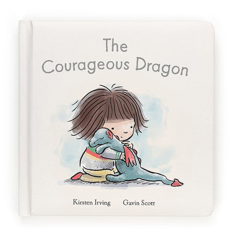 Jellycat Book The Courageous Dragon