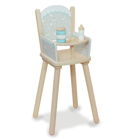 Wooden Toy Petworth High Chair