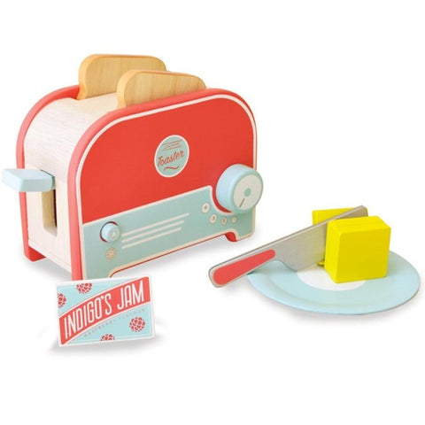 Wooden Toy Jamm Toaster