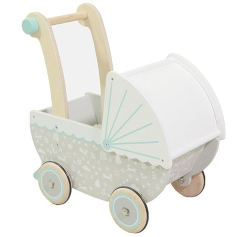 Wooden Toy Petworth Pram
