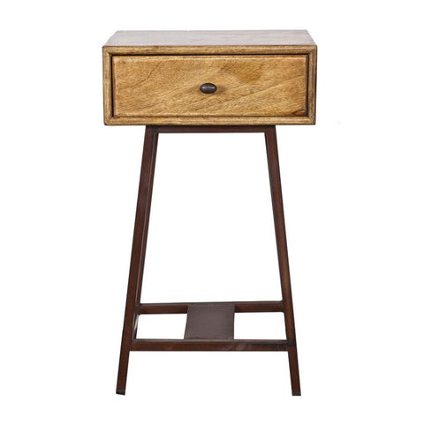Skybox Side Table Natural