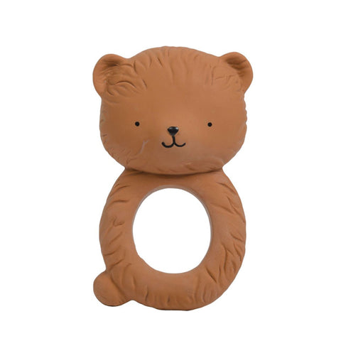 Teething Ring Bear