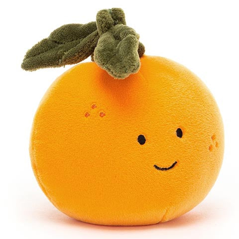 Jellycat Soft Toy Fabulous Fruit Orange