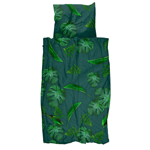 Duvet Cover Green Forest