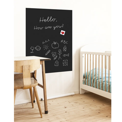 Magnetic Chalk Board Wall Sticker