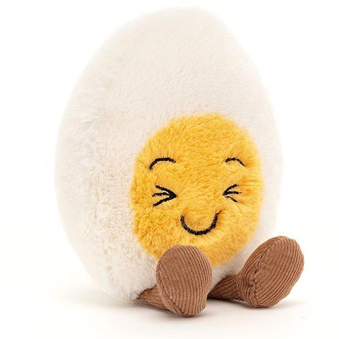 Jellycat Soft Toy Amuseable Boiled Egg Laughing