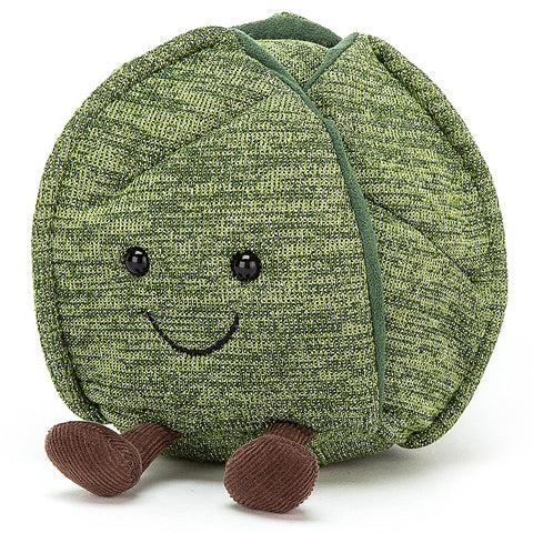 Jellycat Soft Toy Amuseable Brussels Sprout