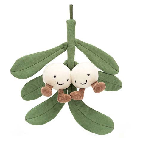 Jellycat Soft Toy Amuseable Mistletoe