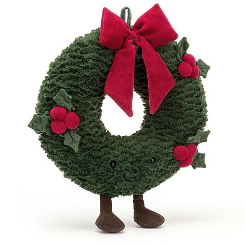 Jellycat Soft Toy Amuseable Wreath