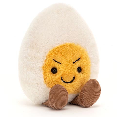 Jellycat Soft Toy Amuseable Boiled Egg Cheeky