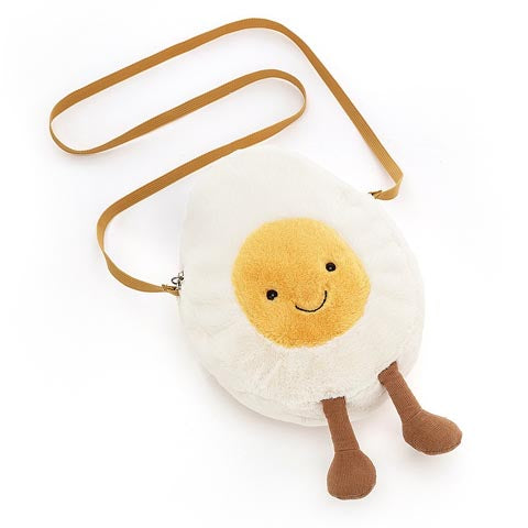 Jellycat Bag Amuseable Happy Boiled Egg