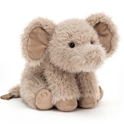 Jellycat Soft Toy Curvie Elephant