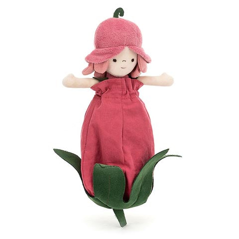 Jellycat Doll Petalkin Rose