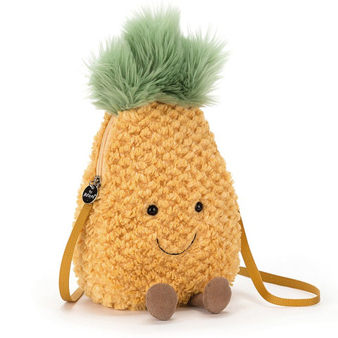 Jellycat Bag Amuseable Pineapple