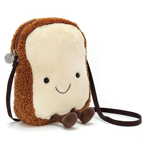 Jellycat Bag Amuseable Toast