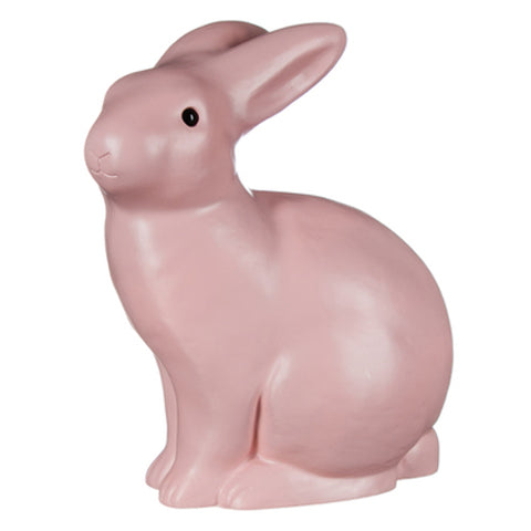 Night Light Rabbit Old Pink