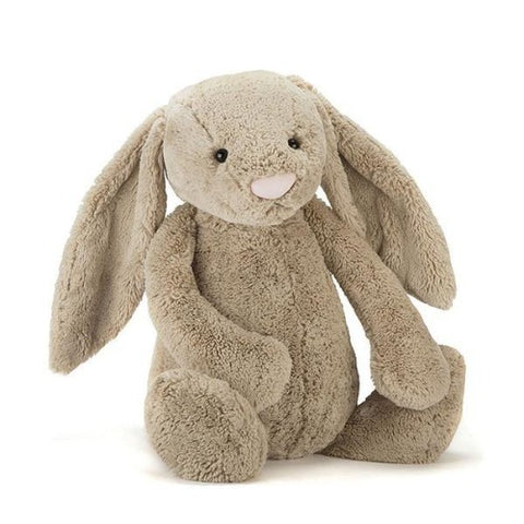 Jellycat Soft Toy Bashful Bunny Beige