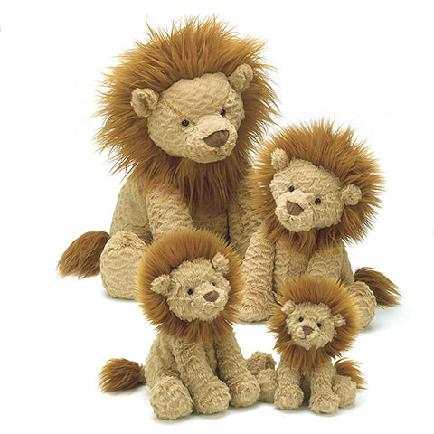 Jellycat Soft Toy Fuddlewuddle Lion