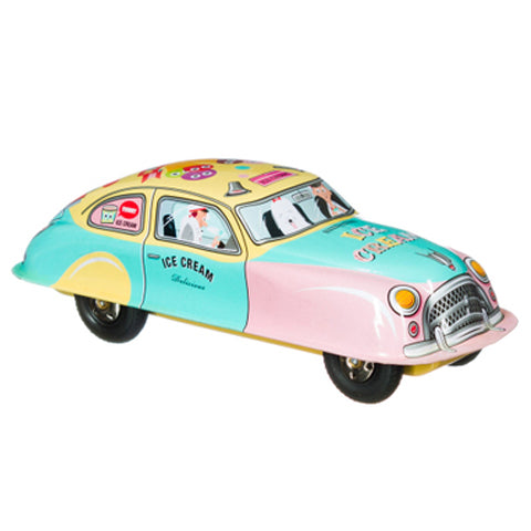 Tin Car Ice Cream