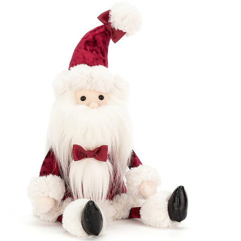 Jellycat Soft Toy Cranberry Santa