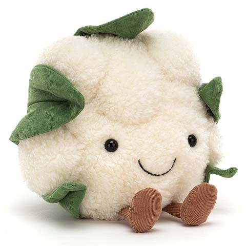 Jellycat Soft Toy Amuseable Cauliflower