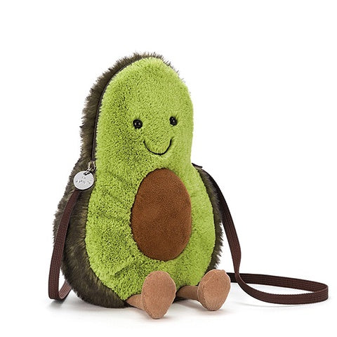 Jellycat Bag Amuseable Avocado