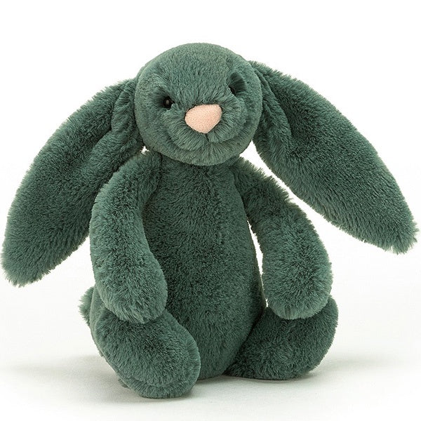 Jellycat Soft Toy Bashful Bunny Forest