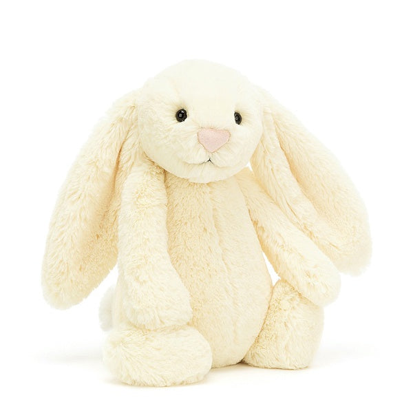 Jellycat Soft Toy Bashful Bunny Buttermilk