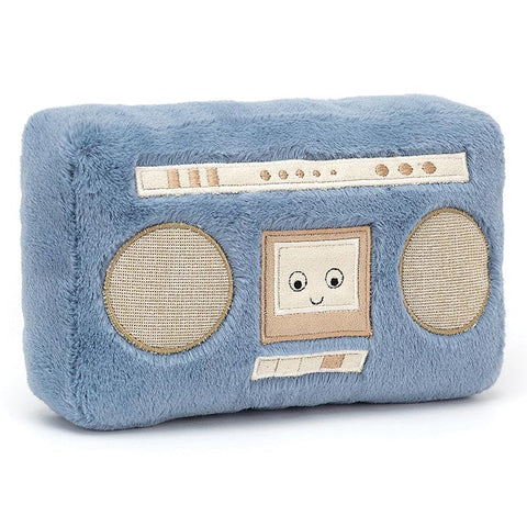 Jellycat Soft Toy Wiggedy Boombox