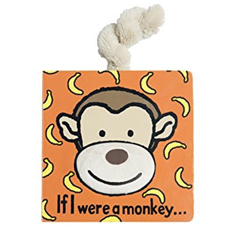 If I were a Monkey (orange)